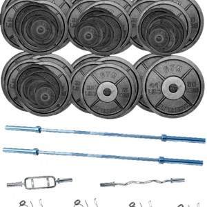 Budget Gym Free Weights Pack
