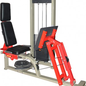 Dual Purpose Leg Press , Calf MAchine Commercial