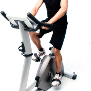 EXE B650 Upright Bike 3 Gymwarehouse