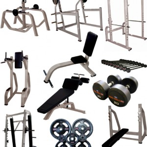 Gym Free Weights Package Gymwarehouse
