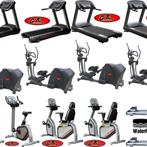 Large Cardio Gym PAckage